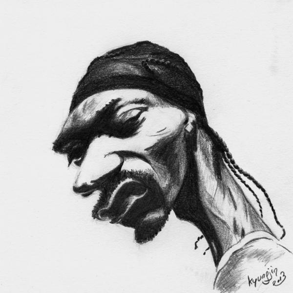 Snoop Dogg Caricature By Kyungjin74 On DeviantArt