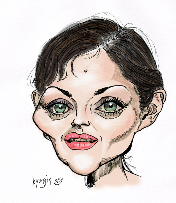 Marion_Cotillard_caricature
