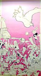 El Mural by okavango