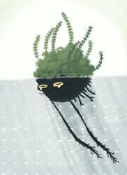 swampy monster