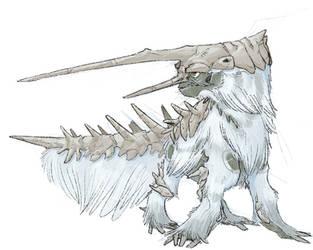 rock-goblin-thing by okavango
