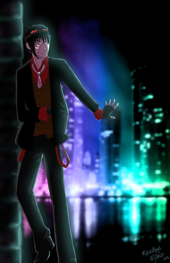 Redback by KikiraAngel