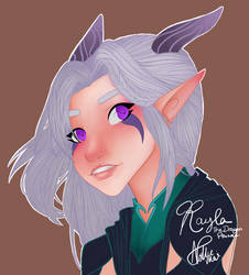 Rayla - TDP by NollieMai