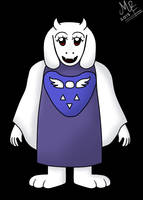 Undertale: Toriel by MFloras