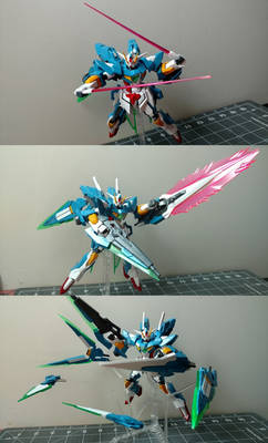 Reborns Seven Sword/G Poses Painted