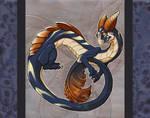 Crowned Dragon