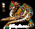Hatched Dragon Egg 001