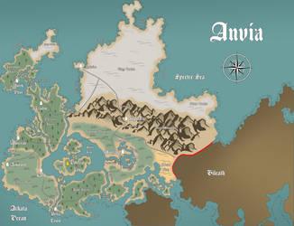 Map: Nimphae - Anvia