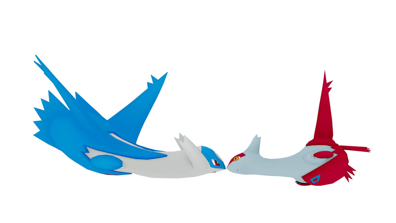 Baby Latios And Latias Latios and latias - talk by