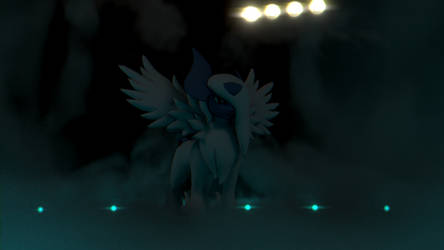 MegaAbsol - The Stage is Set [3D MODEL]