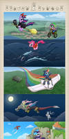 Complete Pony/Ghibli Poster
