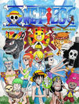One Piece AOTI: cover by Smudgeandfrank