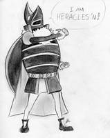 I am Heracles'n by Smudgeandfrank