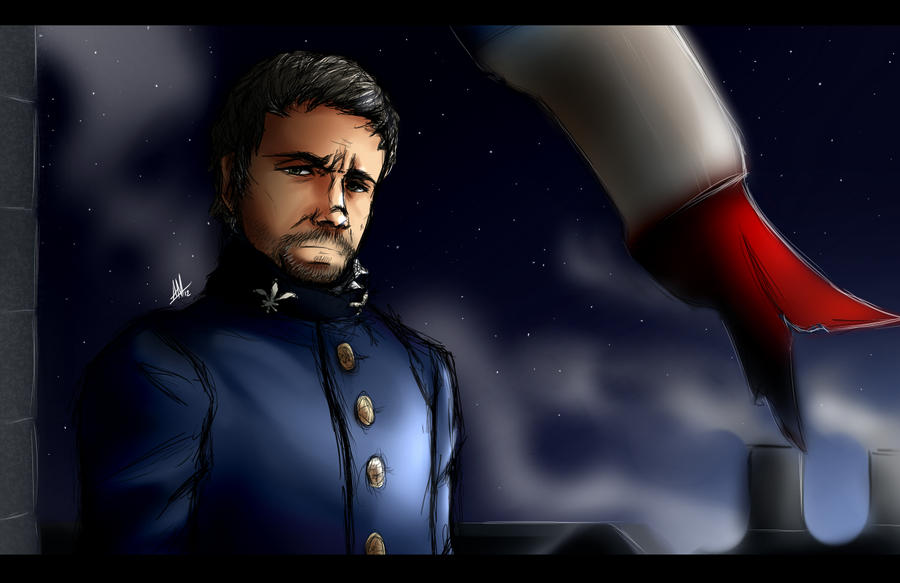 Les Miserables: Javert by the Stars by Smudgeandfrank on ...