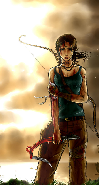 Tomb Raider Submission 1: Survivor's Dawn by Smudgeandfrank