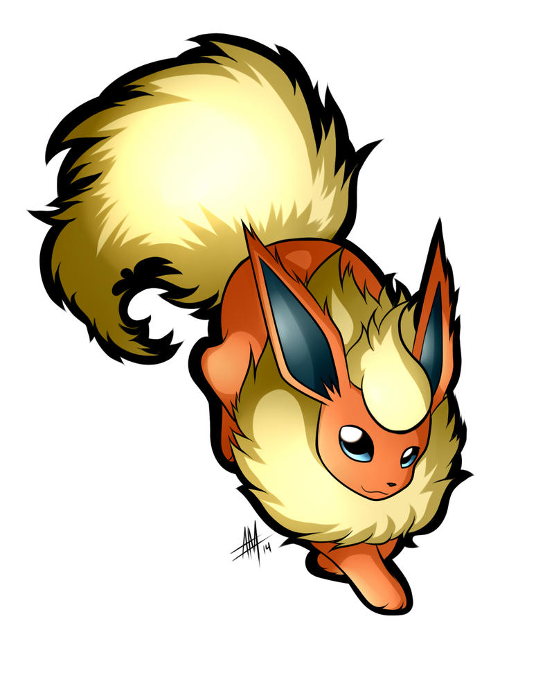 how to get a flareon
