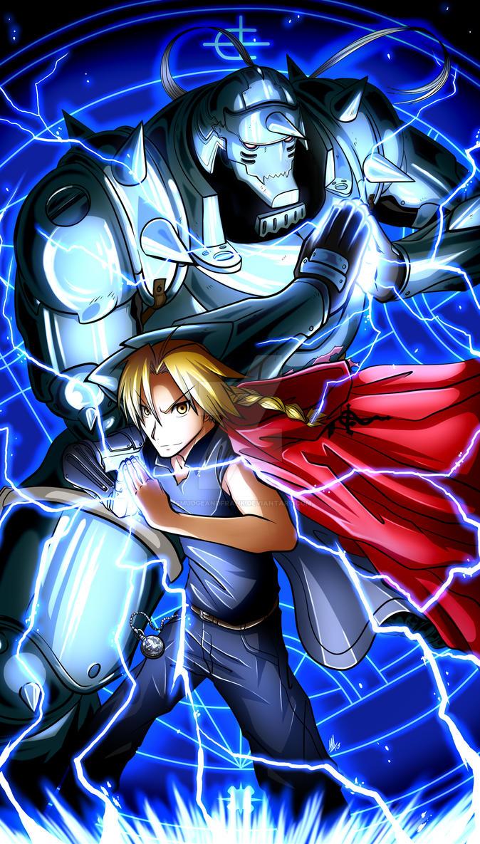 Fullmetal Alchemist by Smudgeandfrank