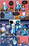 Reminiscence: Undertale Fan Comic Pg. 2