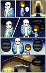 Reminiscence: Undertale Fan Comic Pg 4