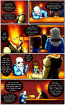 Reminiscence: Undertale Fan Comic Pg. 6
