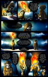 Reminiscence: Undertale Fan Comic Pg. 8 by Smudgeandfrank