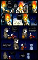 Reminiscence: Undertale Fan Comic Pg. 10 by Smudgeandfrank