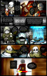 Reminiscence: Undertale Fan Comic Pg. 18