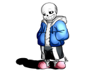 Let's Draw Sans (Speed Drawing Video)