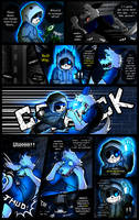 Reminiscence: Undertale Fan Comic Pg. 22 by Smudgeandfrank