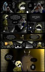 Reminiscence: Undertale Fan Comic Pg. 23
