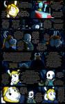Reminiscence: Undertale Fan Comic Pg. 25