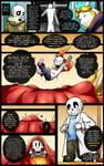 Reminiscence: Undertale Fan Comic Pg. 30