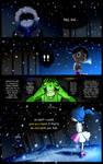 Reminiscence: Undertale Fan Comic Pg. 36