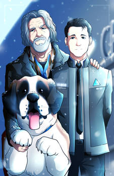 Family Photo: Detroit: Become Human