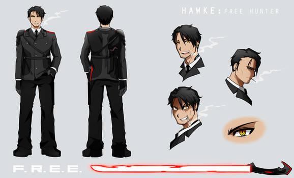 Hawke F.R.E.E. Character Sheet