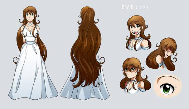 Eve F.R.E.E. Character Sheet