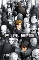 F.R.E.E. Volume 1 Cover