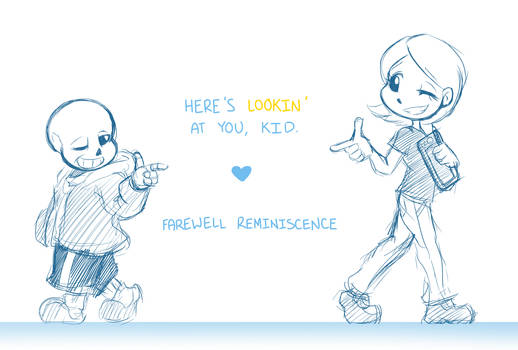 Farewell Reminiscence (Thank You)