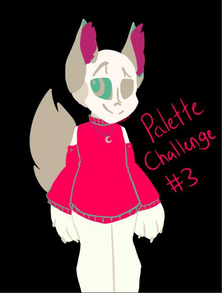 Palette Challenge #3 by ForsakenHowl5683