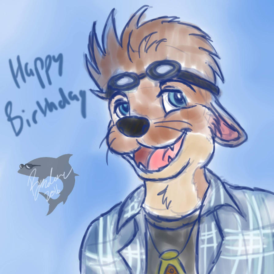 Vincent Kaayan (Birthday Art by B-Meister) by ThrashMetallix