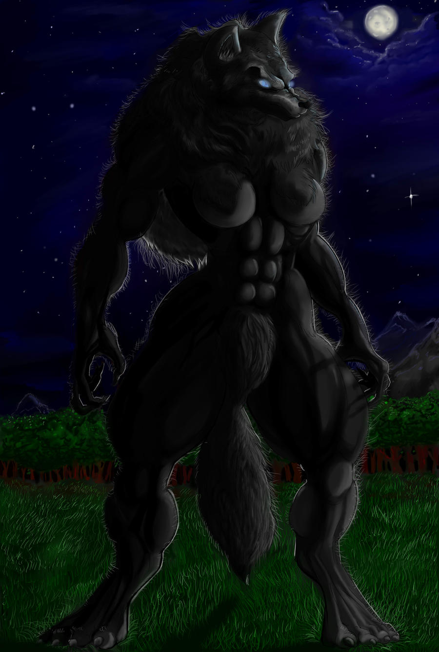 Werewolf porn pics sexy photos