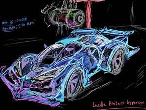 Project Car Sketch