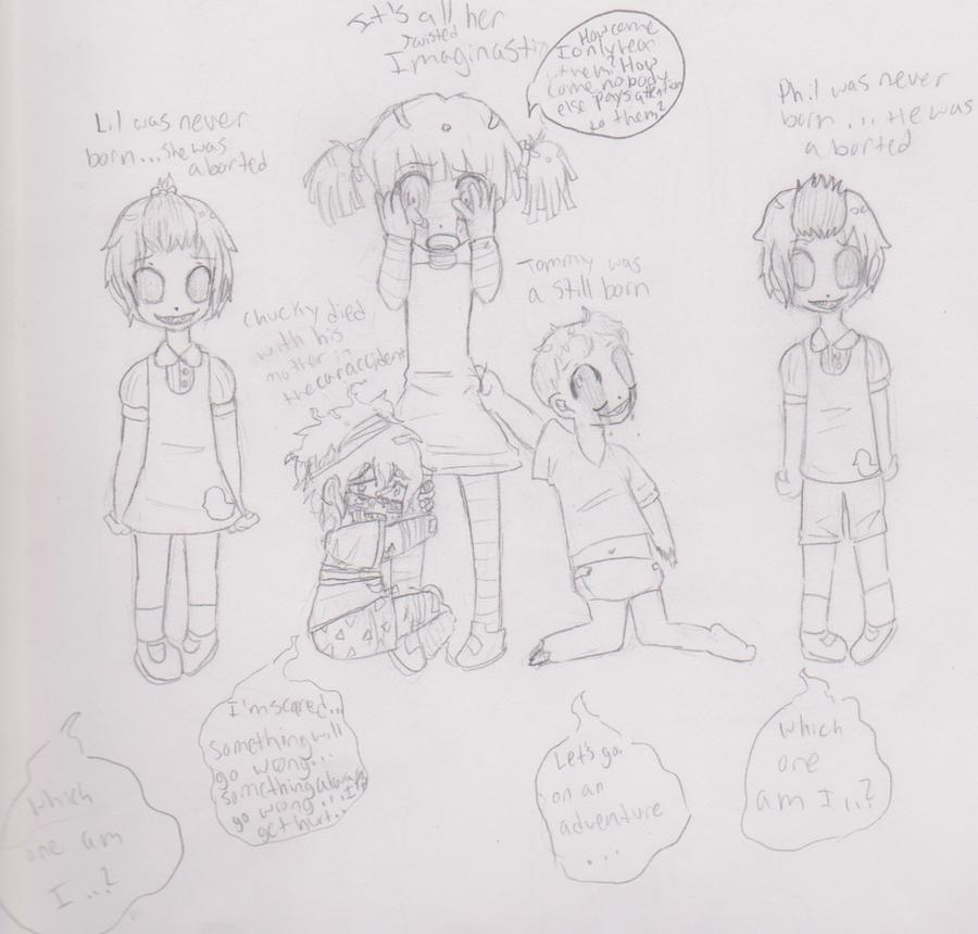 The Rugrats Theory by koyuki321 on DeviantArt
