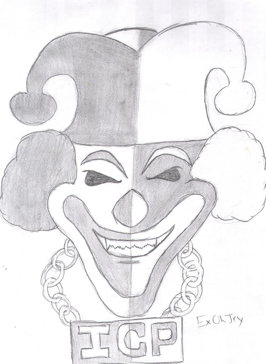 ICP Joker Card 01 by MySickAddiction on deviantARTIcp Joker Card Drawings
