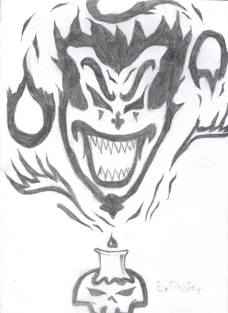 ICP Joker Card 05 by MySickAddiction on deviantARTIcp Joker Card Drawings