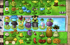 Plants vs Zombies Tag Photo by re4n1m4t3d