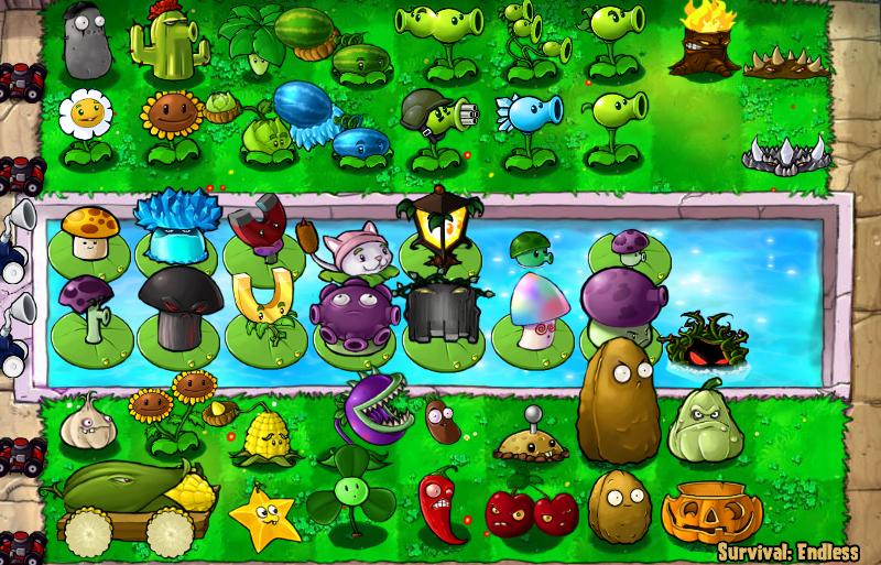 Игра Plants vs zombies 3 играть онлайн бесплатно