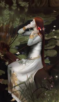 Ophelia Replica