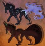 Snakewolf Adobtion #2 OPEN
