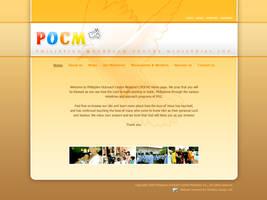 pocm site design revamp by tambraxx